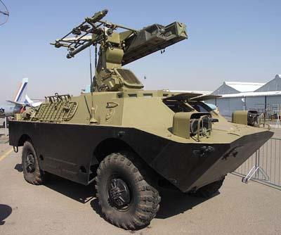 Из такого трофейного ЗРК «Стрела-1» (по классификации НАТО  SA-9 Gaskin), был сбит советский самолет Ан-12