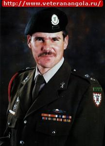 Капитан южноафриканского спецназа Андре Дидерикс, по прозвищу «Дидис»