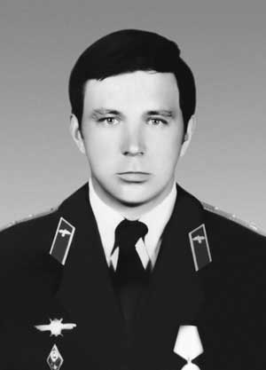 Sergey Lukyanov - Commander of the An-12 crew shot down on November 25, 1985 in Angola